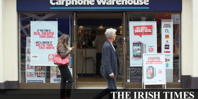 Liquidator appointed to telecoms operator iD Mobile – The Irish Times – Irish Times