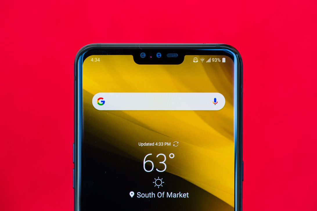 LG V50 ThinQ review: Too expensive and too soon for 5G – CNET