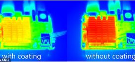 Future mobile phones could SWEAT to keep them cool